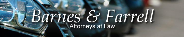 Barnes and Farrell, California Lemon Law Attorneys